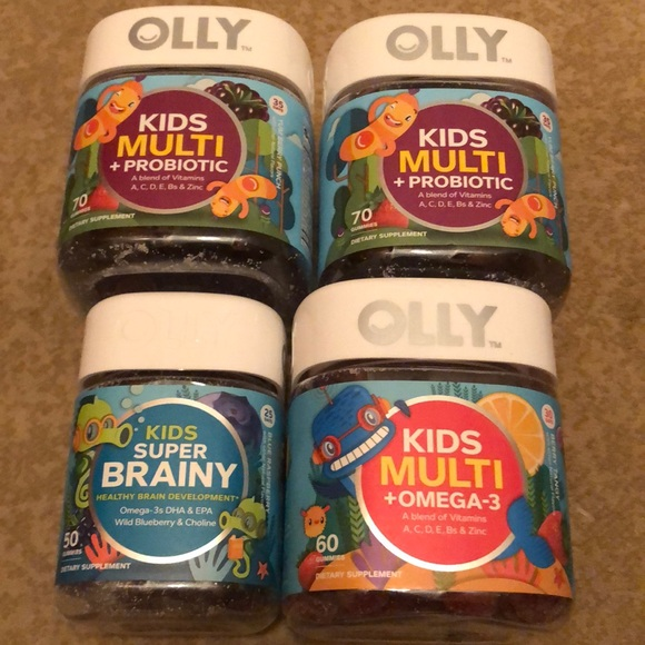 Olly Other Outdatedclose Dated Gummies For Kids Poshmark